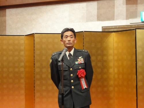 金丸明彦 陸上自衛隊第3師団副師団長