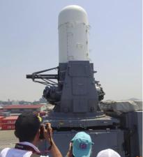 20mm機関砲(CIWS)